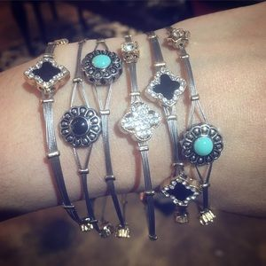 Jewelry - Guitar String bracelets perfect to layer❣️